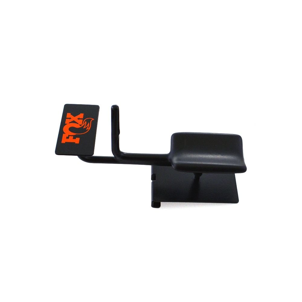 FOX Shock Holder Orange Logo