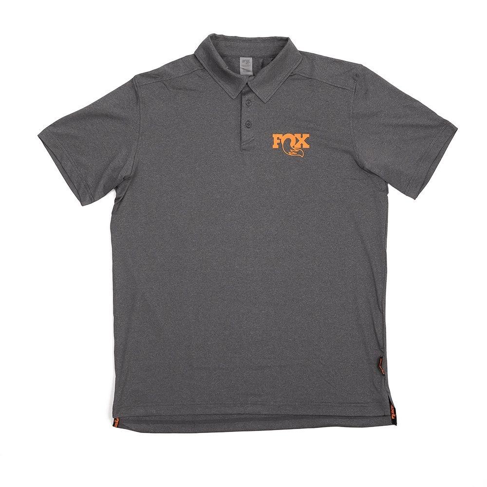 FOX Polo Shirt Men''s Grey