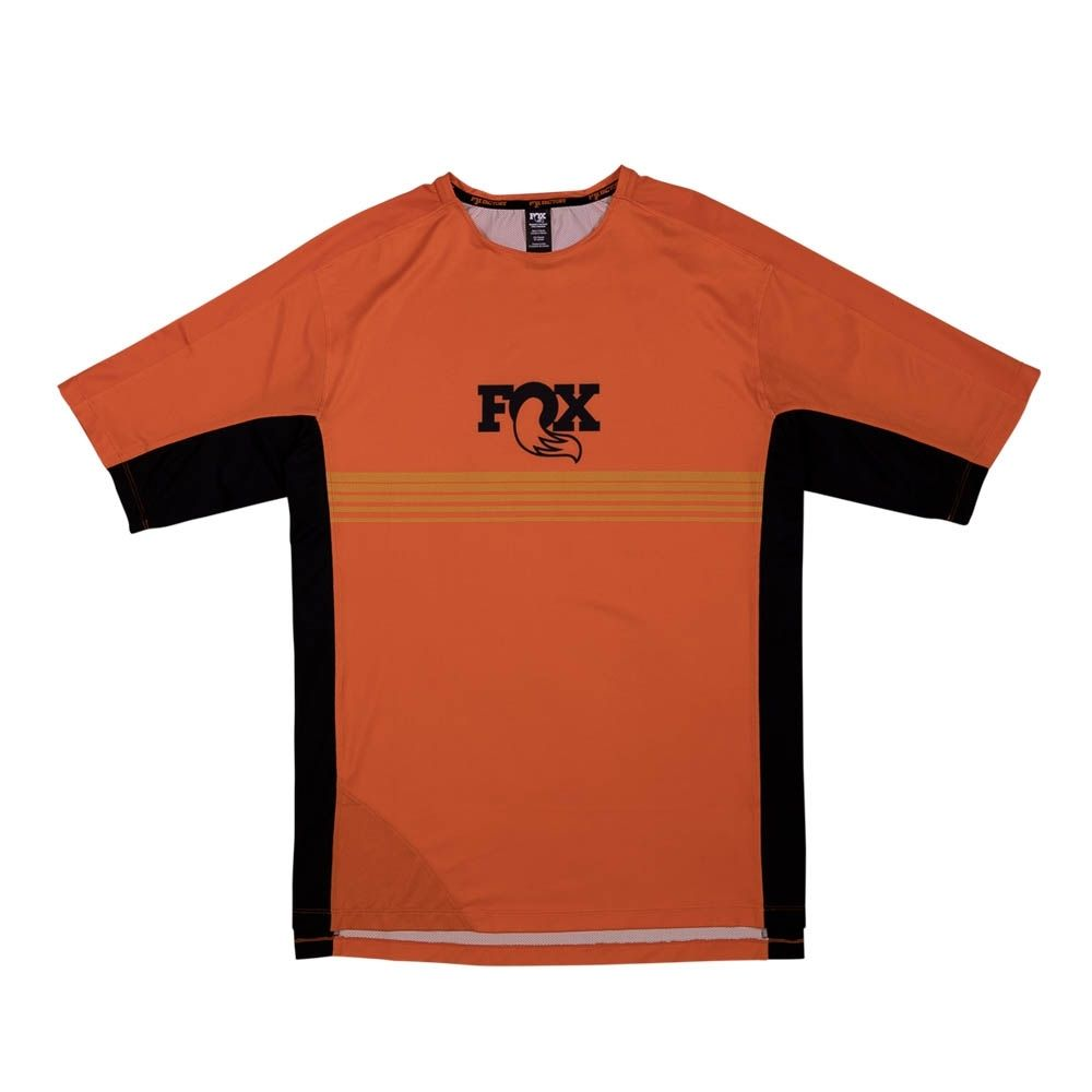 Fox High Tail SS Jersey Orange