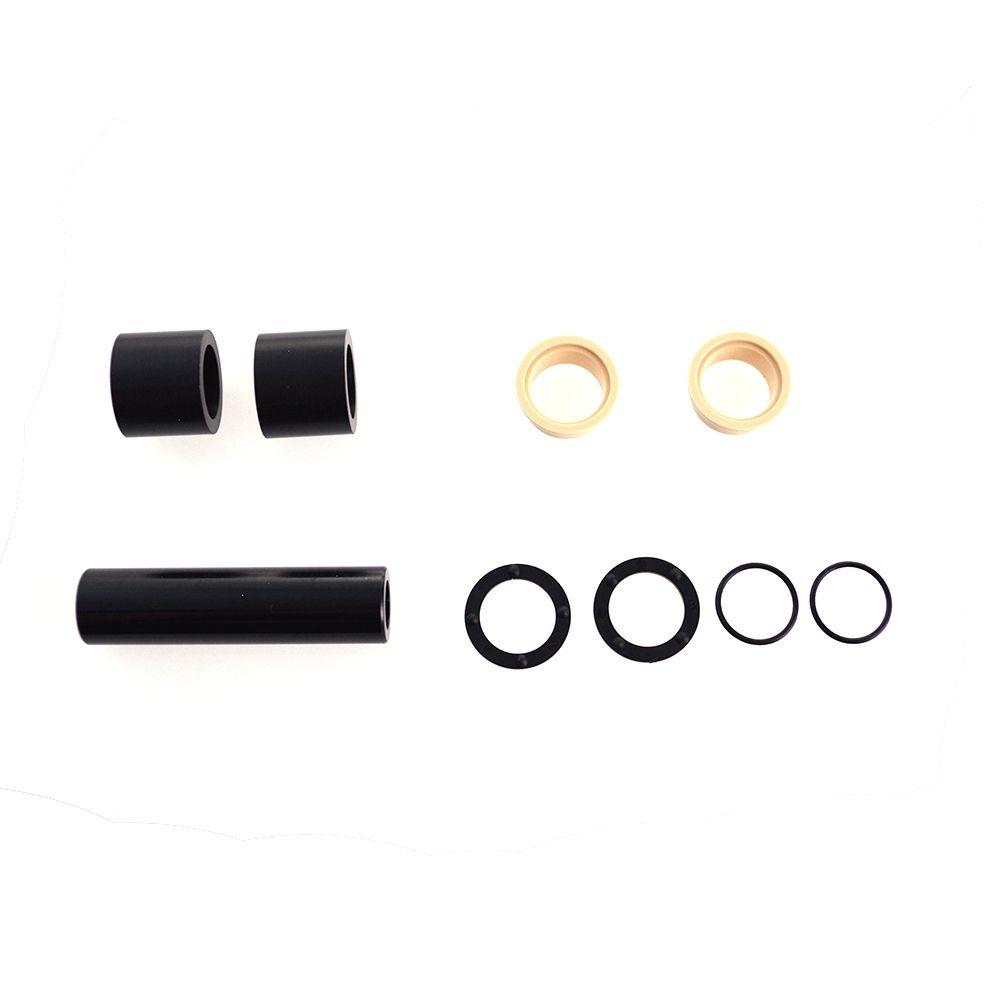 Kit: Mounting Hardware: Crush Washer AL (8mm Mounting Width 21.54mm/0.848) ref 214-09-005