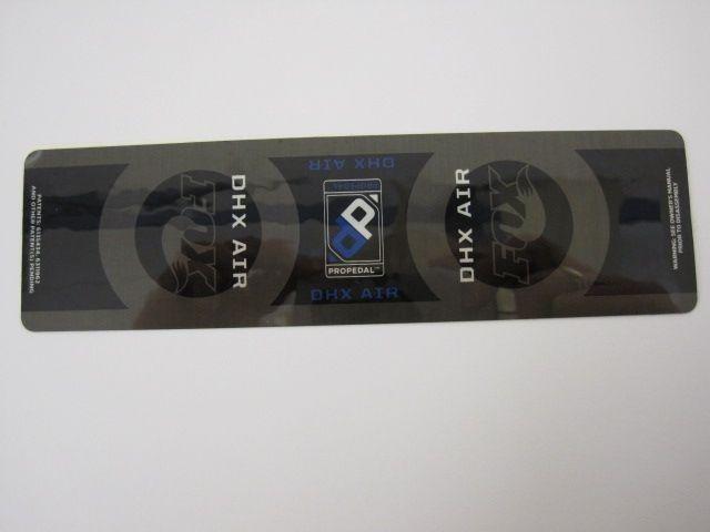 Decal: 2010, 09 DHX Air XV 7.5, 7.875
