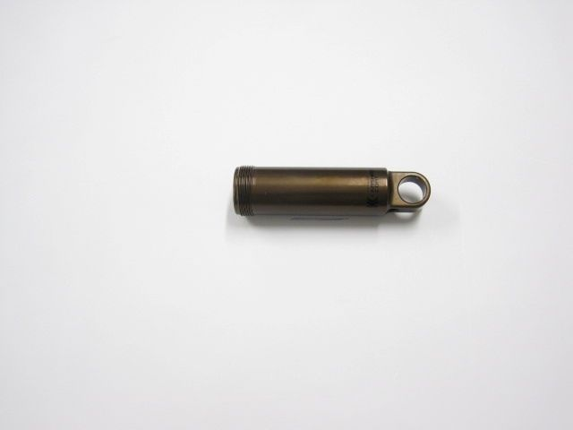 Body: (T) (Ø 0.940 Bore 1.060 OD 3.187 TLG 1.125-20 UN-2A) Impact Extrusion Al 6061 Kashima