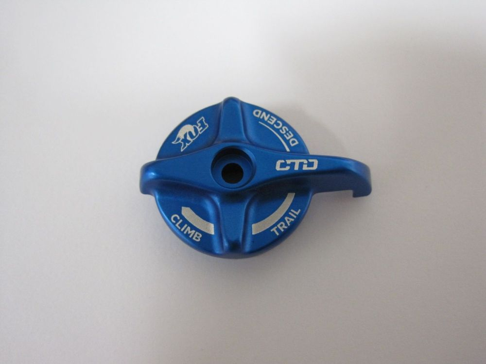 LeverCTD Compression Selector 2014 32 and 34 mm