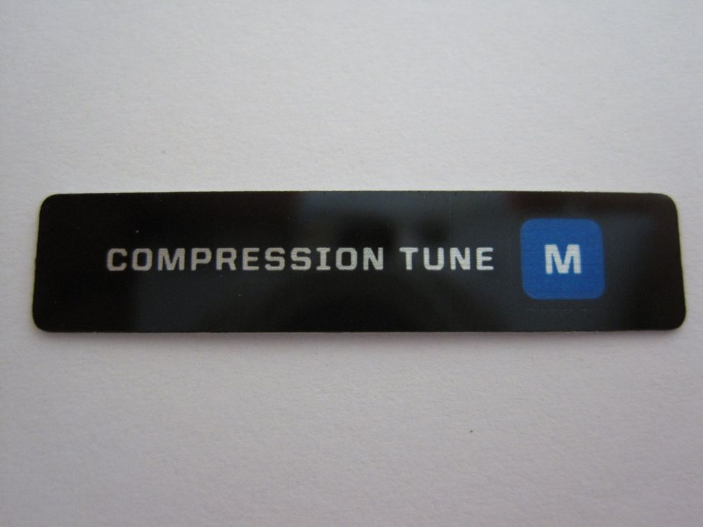 Decal: VAN/DHX/DISH Comp Tune, Medium