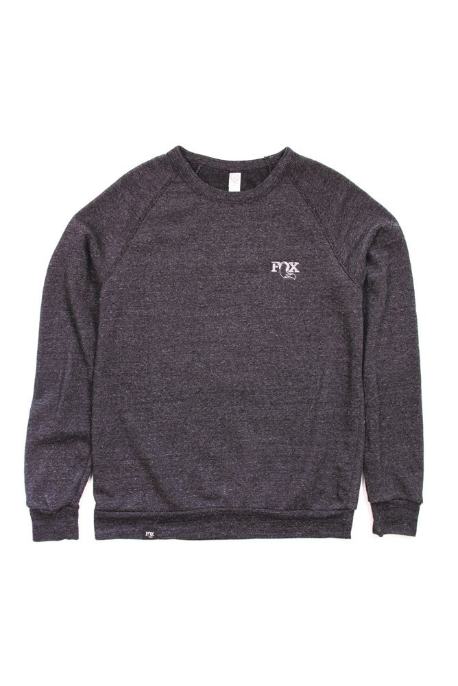 FOX Crew Neck Sweater Eco Black