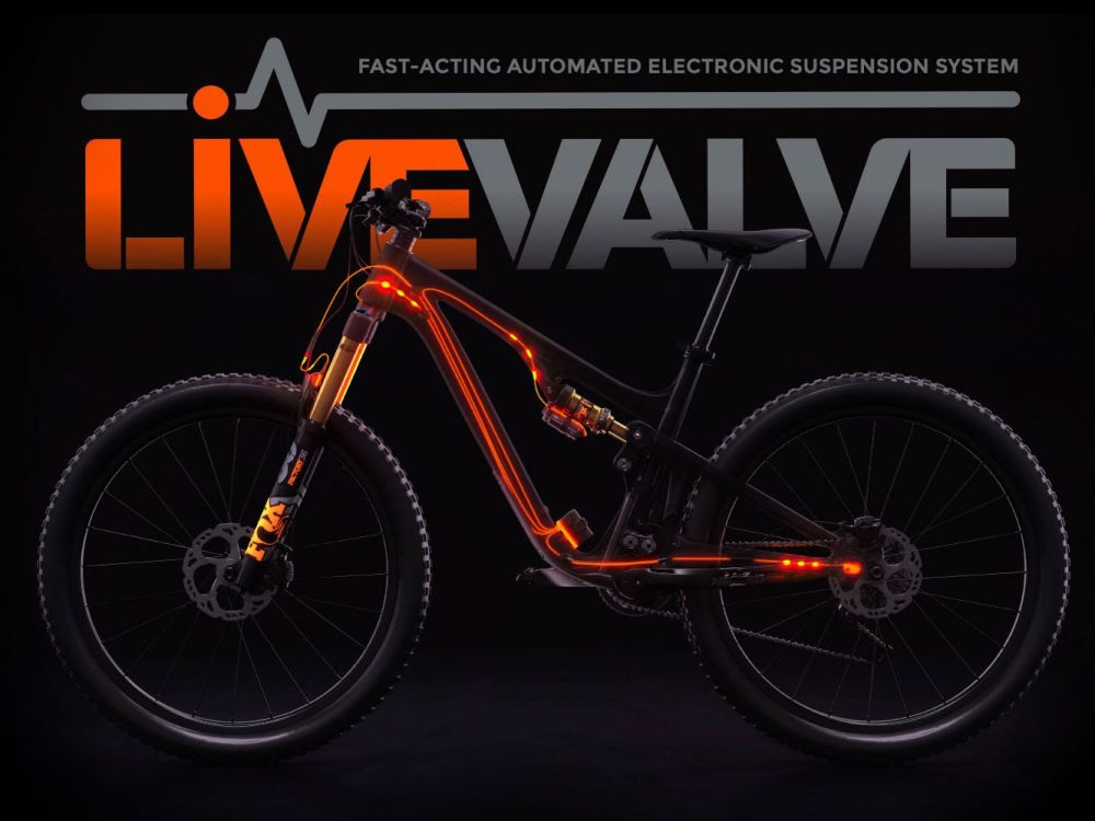 2019 Live Valve System for Scott